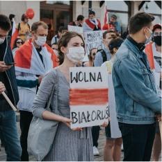 wolna białoruś obrazek